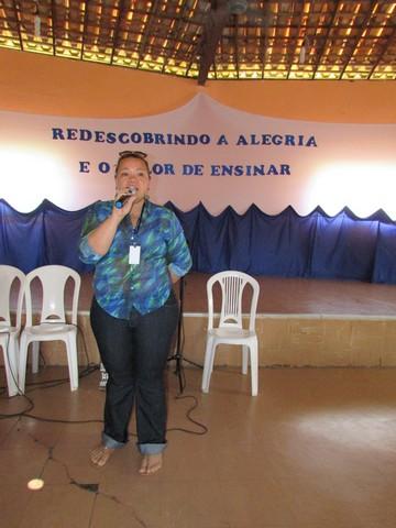 I Semana Pedagógica acontece em Ipiranga do Piauí - Imagem 79