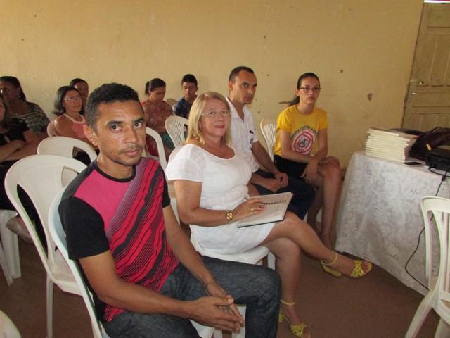 I Semana Pedagógica acontece em Ipiranga do Piauí - Imagem 83