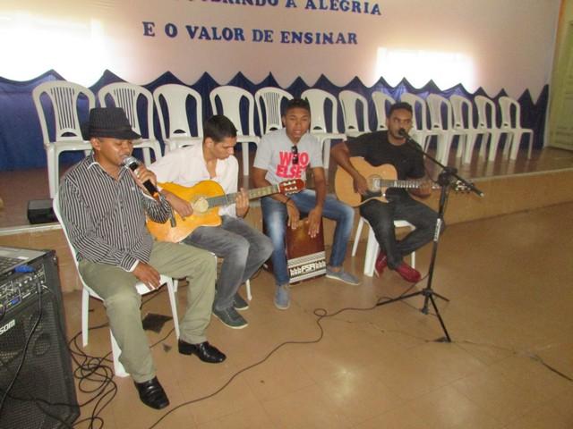 I Semana Pedagógica acontece em Ipiranga do Piauí - Imagem 5