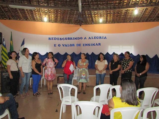I Semana Pedagógica acontece em Ipiranga do Piauí - Imagem 112
