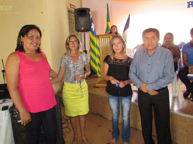 I Semana Pedagógica acontece em Ipiranga do Piauí - Imagem 38