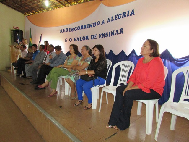 I Semana Pedagógica acontece em Ipiranga do Piauí - Imagem 27