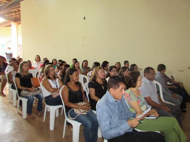 I Semana Pedagógica acontece em Ipiranga do Piauí - Imagem 8