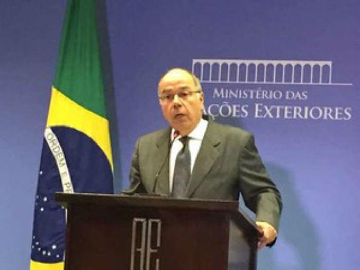 Ministro (Crédito: Divulgação )