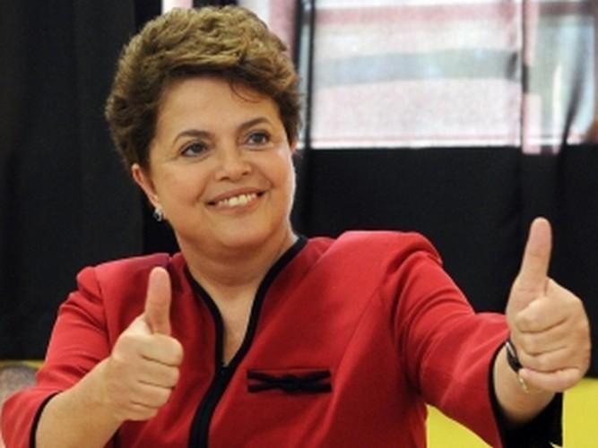 Dilma (Crédito: Divulgação)