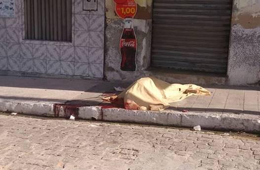 O crime aconetceu na cidade de Canapi