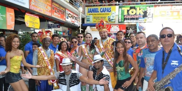 Programação do Carnaval de Teresina 2016 começa neste sábado