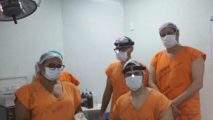 Cirurgias (Crédito: Divulgação)