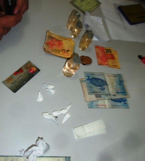 Drogas  (Crédito: Divulgação )