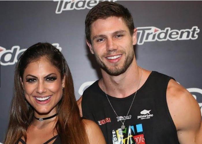 Jonas e Mari Gonzalez
