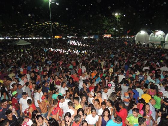 Carnaval Água Branca (Crédito: Divulgação)