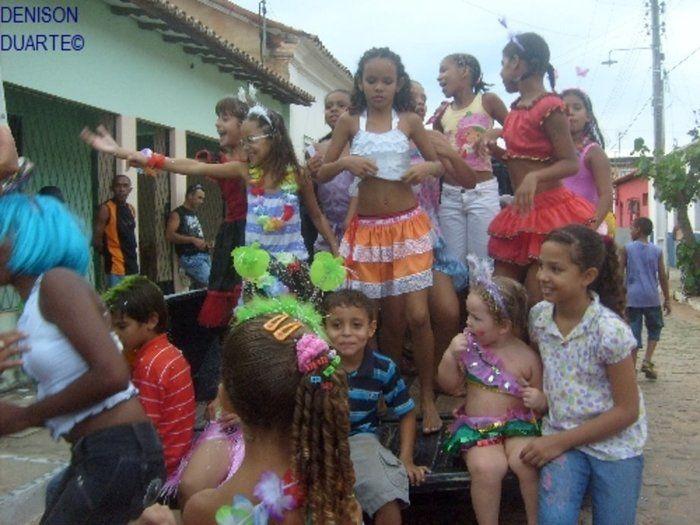 Garotada vai ter festa de carnaval