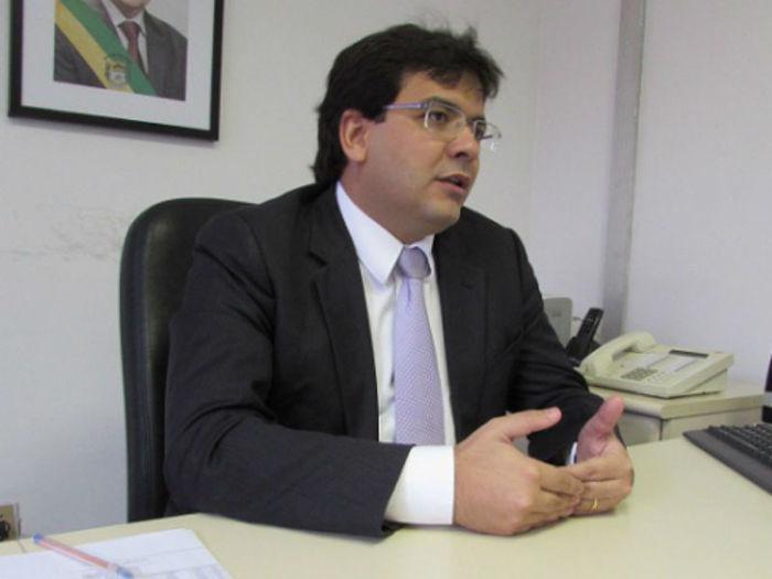Rafael Fonteles (Crédito: Ccom)
