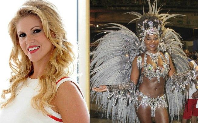 Comentarista do carnaval reprovou cabelo da cantora