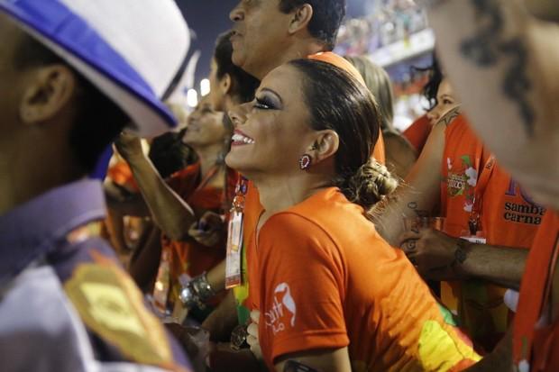 Viviane Araújo (Crédito: Agnews)