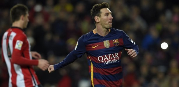 Messi voltará a jogar logo