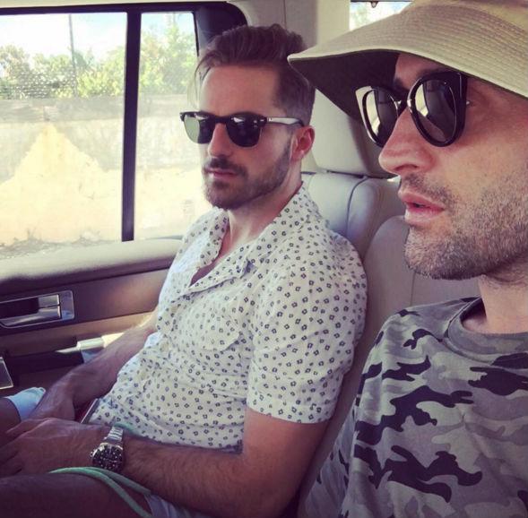 Paulo Gustavo curte viagem romântica com o marido no Caribe (Crédito: Reprodução / Instagram)