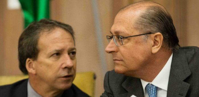 Número 1 de Alckmin é investigado por MP