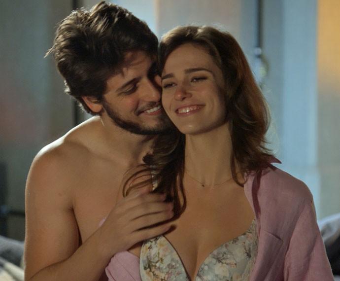 Rafael e Sofia
