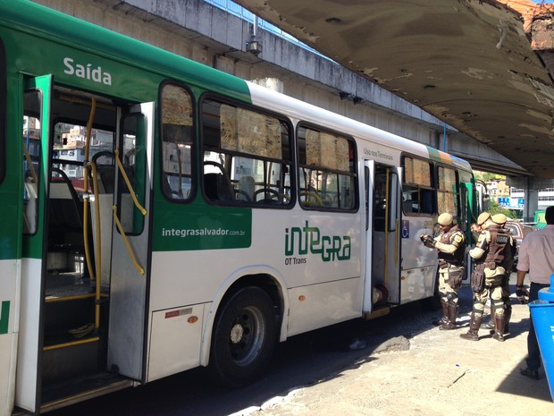 Assalto aconteceu na Avenida Bonocô, em Salvador
