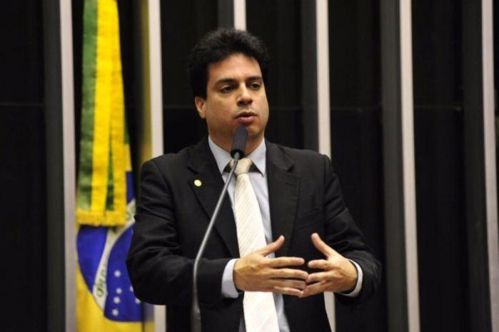 Deputado Vinícius Gurgel (Crédito: Divulgação )