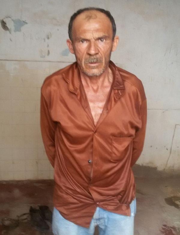 """""""Luis Vaqueiro"""" tentou matar a própria filha"""