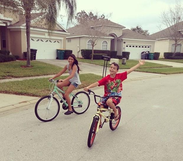 Filhos de Carla Perez e Xanddy  (Crédito: Reprodução/ Instagram )
