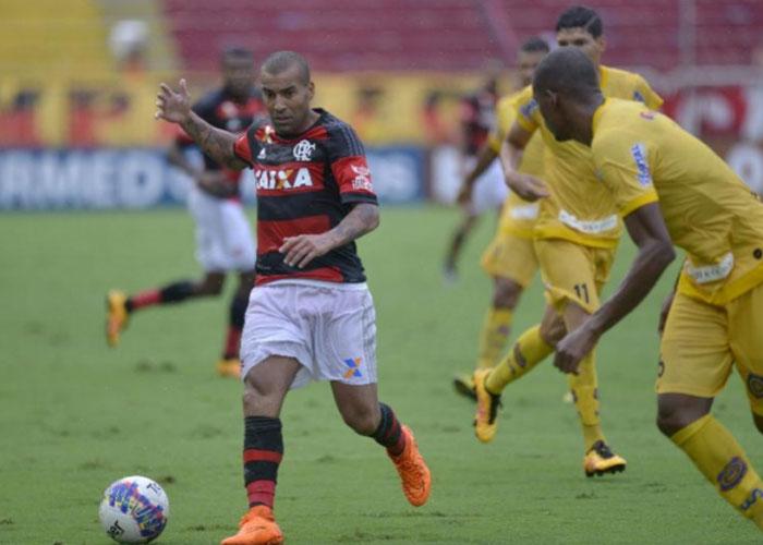 Flamengo venceu o Madureira (Crédito: Lance)