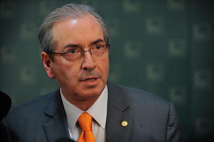 Presidente da Câmara dos Deputados, Eduardo Cunha (PMDB-RJ)
