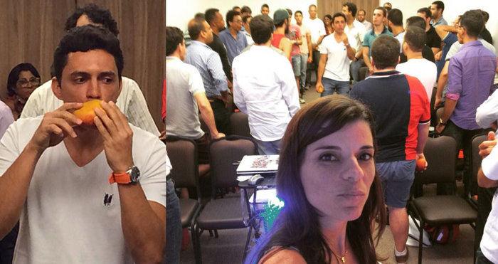 Workshop para ajudar homens e mulheres em Brasília