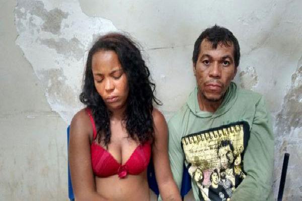João Batista de Oliveira e Maria Layane da Silva Pereira