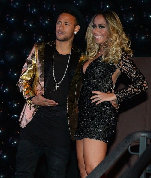 Neymar e Rafaela
