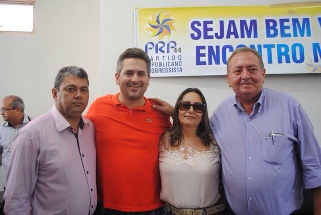 Deputado vai a Picos participar de Encontro Muniicpal