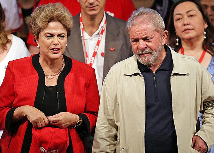 Dilma e Lula  (Crédito: Estadão )