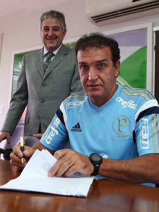 Cuca no Palmeiras