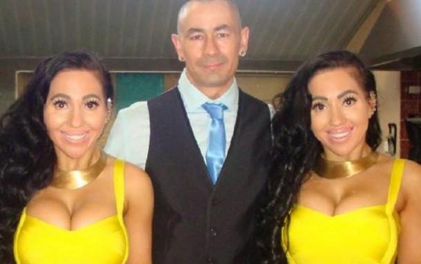Gêmeas idênticas querem ficar grávidas do mesmo homem (Crédito: Reprodução)