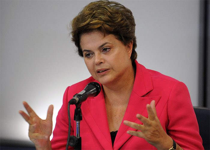 Dilma Rousseff  (Crédito: Divulgação)