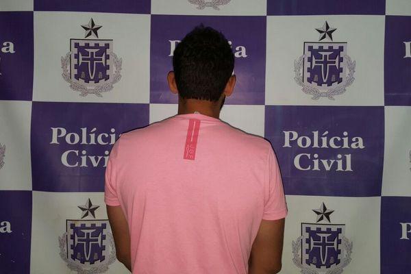 Tiago Zanfolim Santos (Crédito: Divulgação/ Polícia Civil )