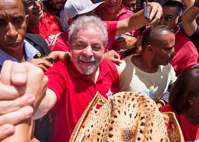 Lula é escolhido como ministro da Casa Civil  (Crédito: FOlhapress)