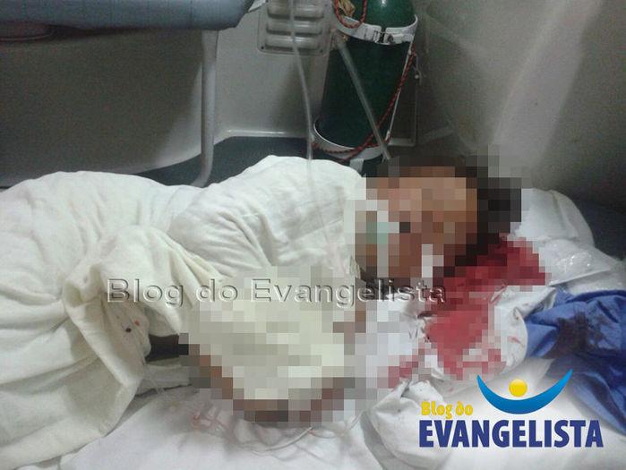 Uma das vítimas do trágico acidente