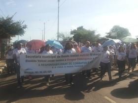 Elesbão Veloso contra o Aedes Aegypti, faça sua parte