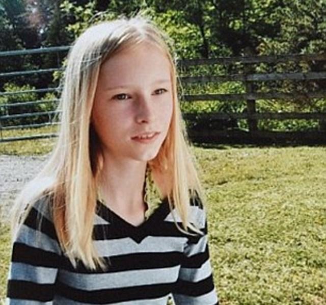 Chloe Thompson antes do acidente (Crédito: Arquivo Pessoal )