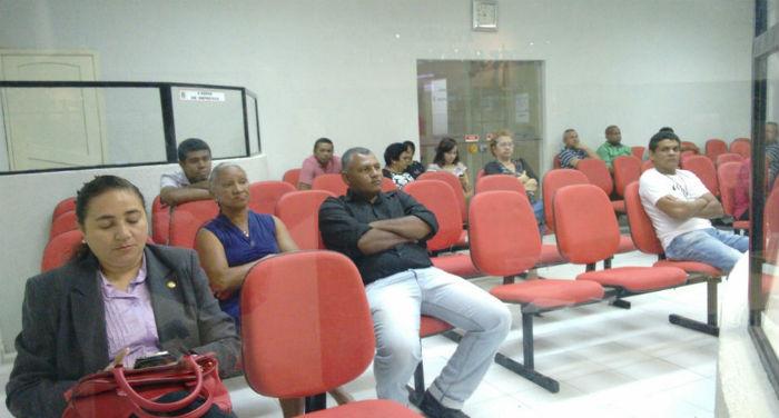 Audiência pública de prestação de contas da comarca de Timon-MA
