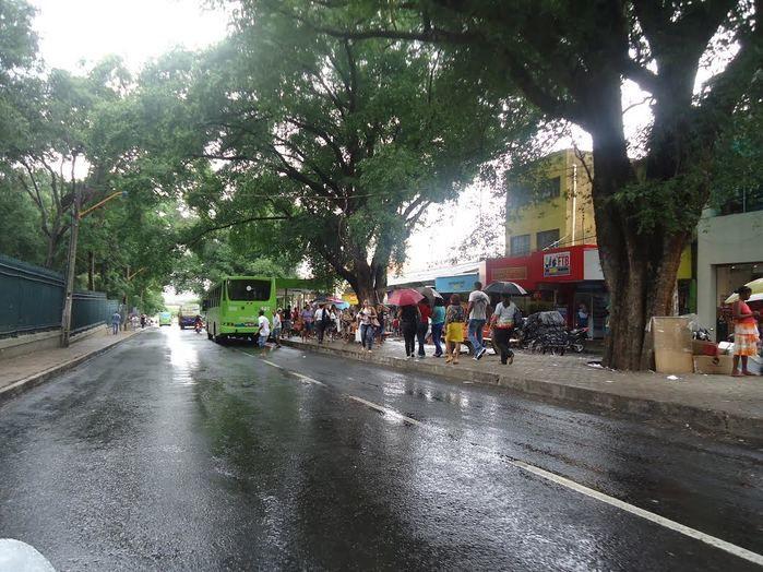Paradas de ônibus serão reordenadas no centro da capital