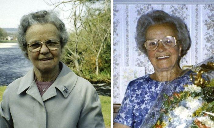Escocesa tem 100 anos e esbanja saúde e aparência mais jovem