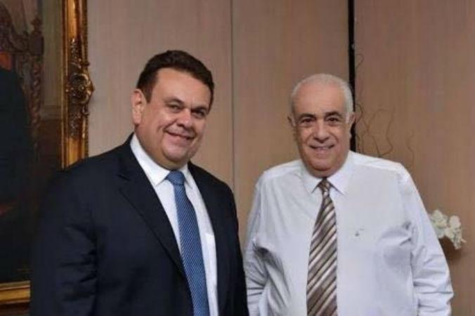 Silas intermediou junto ao Ministro dos Transportes, Atônio Carlos