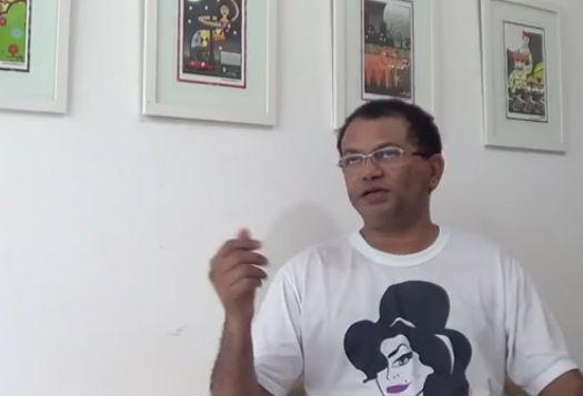 Documentário retrata modo de falar particular do piauiense (Crédito: Reprodução)