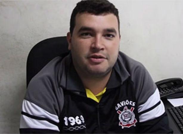 Rodrigo de Azevedo Lopes Fonseca, presidente da Gaviões da fiel
