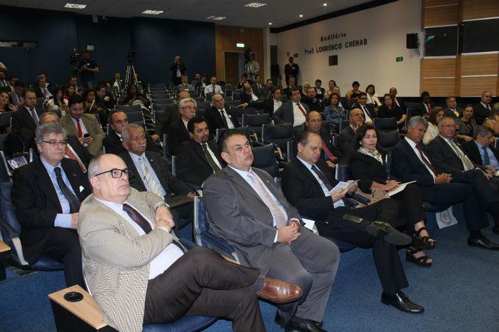 Silas Freire em Evento Nacional (Crédito: Divulgação)