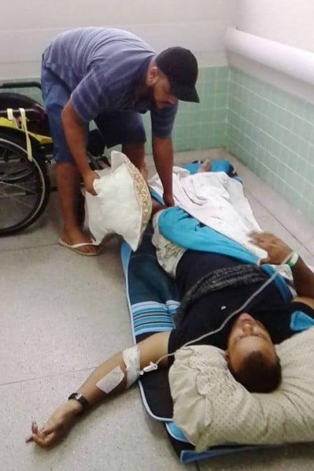 Homem agoniza em UPA e morre após esperar 3 horas por atendimento (Crédito: Reprodução)